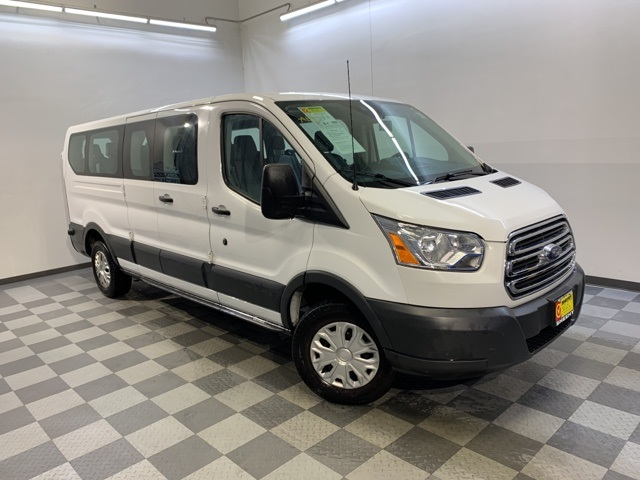 2018 Transit 350 Low Roof 4x2, Passenger Wagon #YP3311 - photo 4