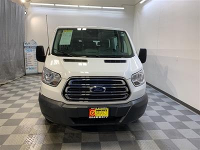 2018 Transit 350 Low Roof 4x2, Passenger Wagon #YP3311 - photo 2