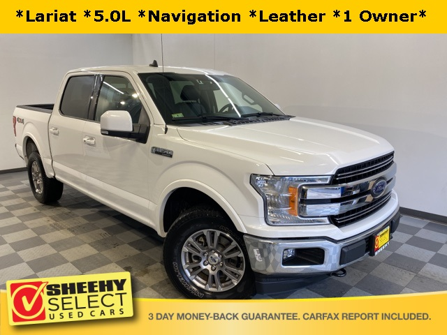 2019 F-150 SuperCrew Cab 4x4, Pickup #YP3333 - photo 1
