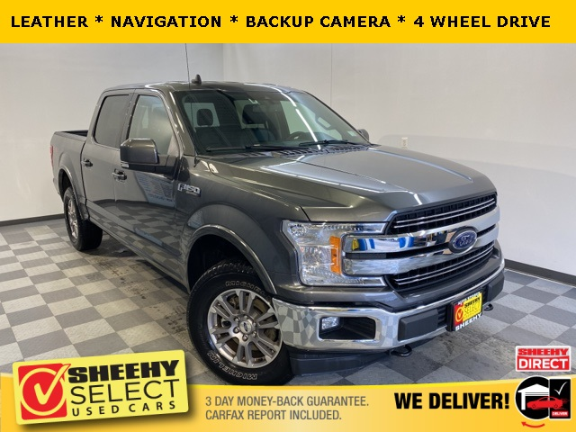 2019 F-150 SuperCrew Cab 4x4, Pickup #YP3370 - photo 1