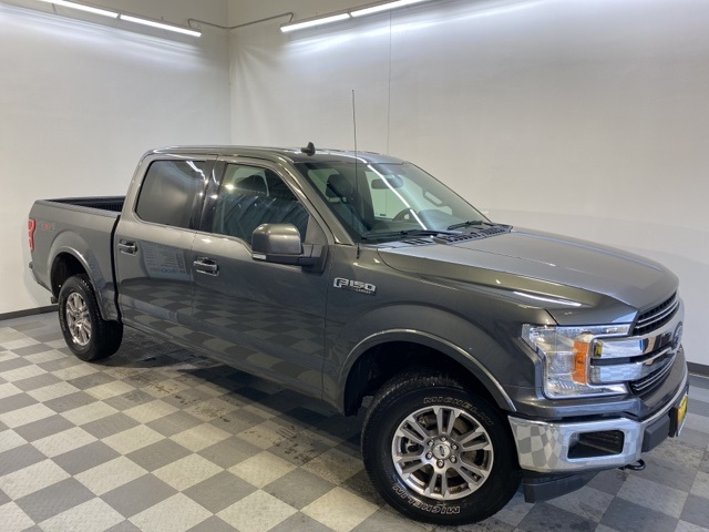 2019 F-150 SuperCrew Cab 4x4, Pickup #YP3370 - photo 2