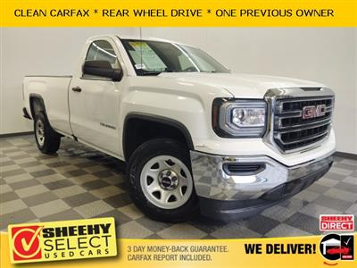 2018 Sierra 1500 Regular Cab 4x2, Pickup #YP3382 - photo 1
