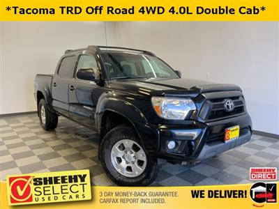 2014 Tacoma Double Cab 4x4, Pickup #YP3419 - photo 1