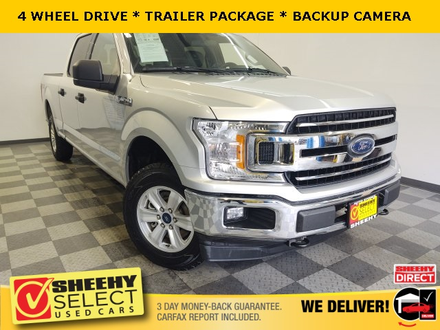 2019 F-150 SuperCrew Cab 4x4, Pickup #YP3453 - photo 1