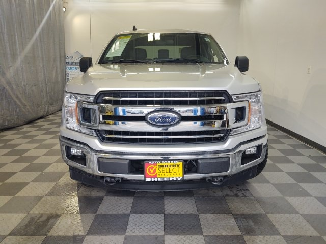 2019 F-150 SuperCrew Cab 4x4, Pickup #YP3453 - photo 3