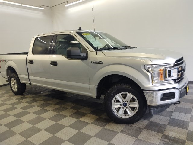 2019 F-150 SuperCrew Cab 4x4, Pickup #YP3453 - photo 4