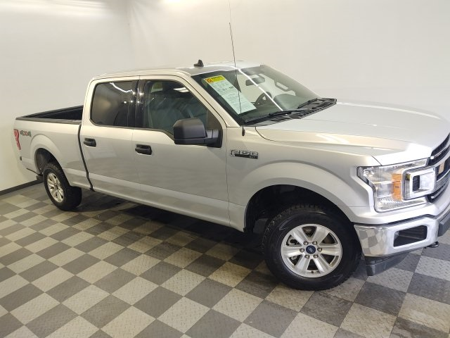 2019 F-150 SuperCrew Cab 4x4, Pickup #YP3453 - photo 5