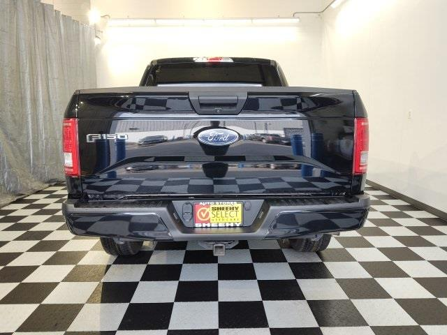 2017 Ford F-150 SuperCrew Cab 4x4, Pickup #YP3613 - photo 8