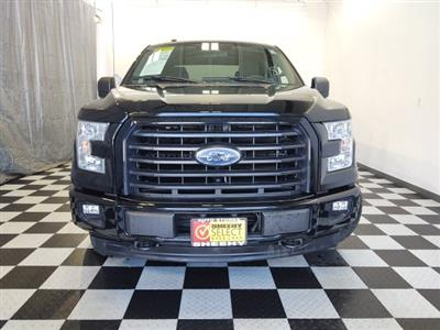 2017 Ford F-150 SuperCrew Cab 4x4, Pickup #YP3613 - photo 4