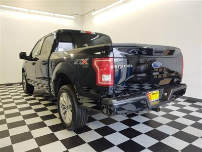 2017 Ford F-150 SuperCrew Cab 4x4, Pickup #YP3613 - photo 2