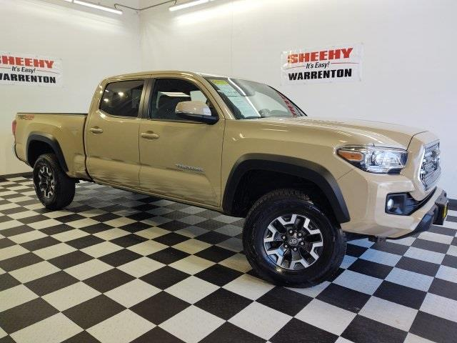 2017 Toyota Tacoma Double Cab 4x4, Pickup #YP3620A - photo 3