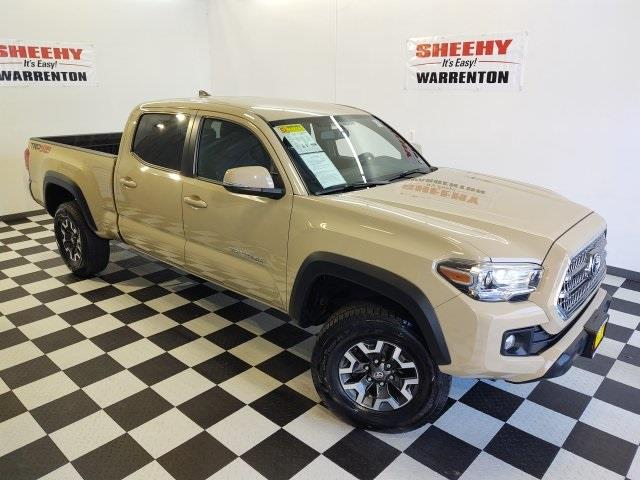 2017 Toyota Tacoma Double Cab 4x4, Pickup #YP3620A - photo 4