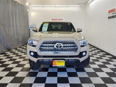 2017 Toyota Tacoma Double Cab 4x4, Pickup #YP3620A - photo 2