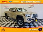 2017 Toyota Tacoma Double Cab 4x4, Pickup #YP3620A - photo 1