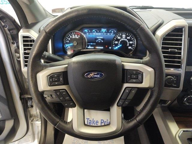 2016 Ford F-150 SuperCrew Cab 4x4, Pickup #YP3633 - photo 16