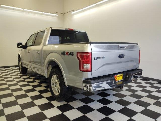 2016 Ford F-150 SuperCrew Cab 4x4, Pickup #YP3633 - photo 2