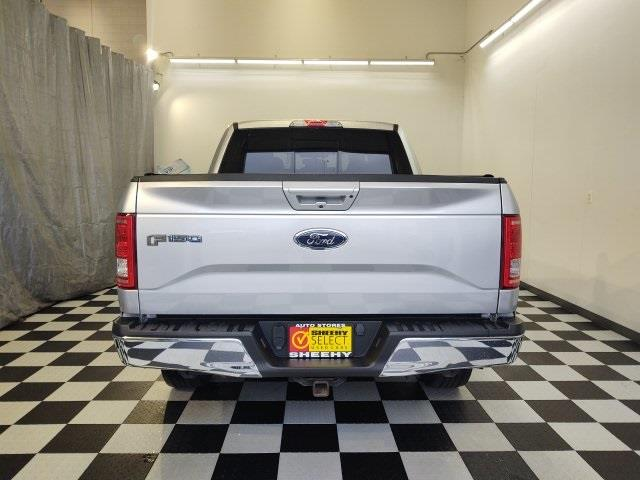 2016 Ford F-150 SuperCrew Cab 4x4, Pickup #YP3633 - photo 8