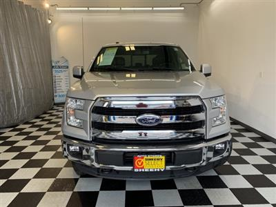 2016 Ford F-150 SuperCrew Cab 4x4, Pickup #YP3633 - photo 3