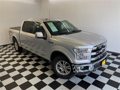 2016 Ford F-150 SuperCrew Cab 4x4, Pickup #YP3633 - photo 5