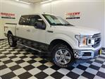 2018 Ford F-150 SuperCrew Cab 4x4, Pickup #YP3651 - photo 4