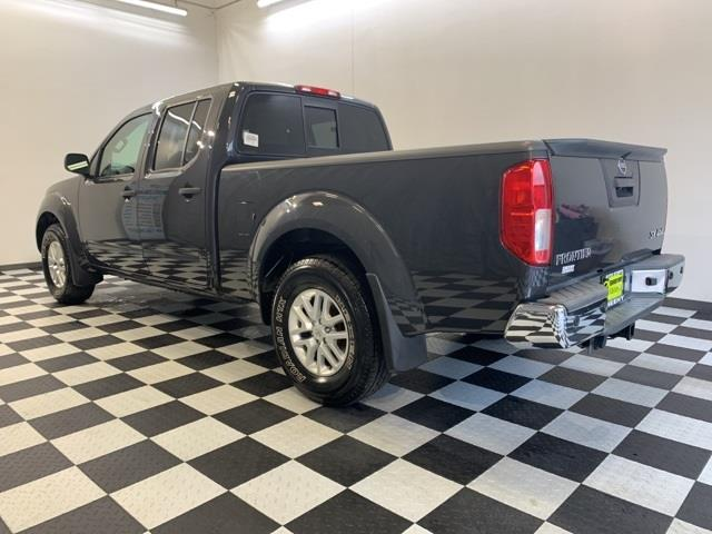 2015 Nissan Frontier Crew Cab 4x4, Pickup #YP3685 - photo 10