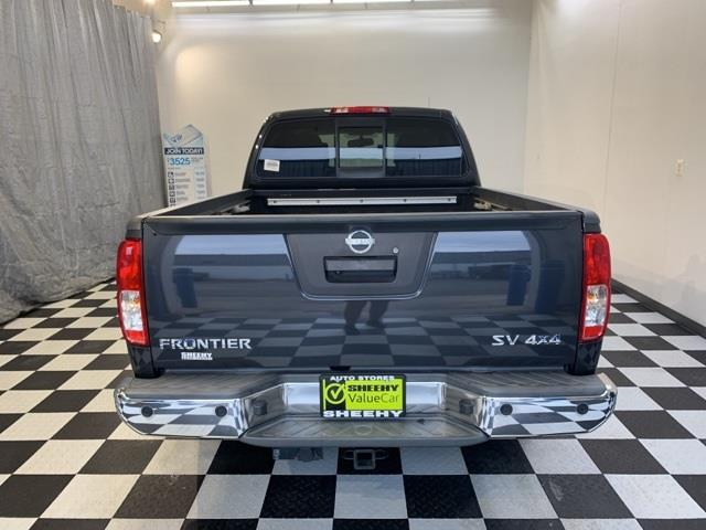 2015 Nissan Frontier Crew Cab 4x4, Pickup #YP3685 - photo 8