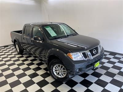 2015 Nissan Frontier Crew Cab 4x4, Pickup #YP3685 - photo 4