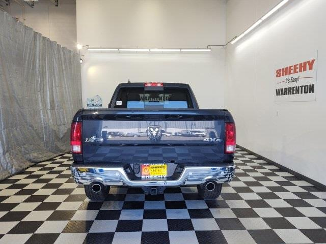2019 Ram 1500 Crew Cab 4x4, Pickup #YP3704 - photo 9