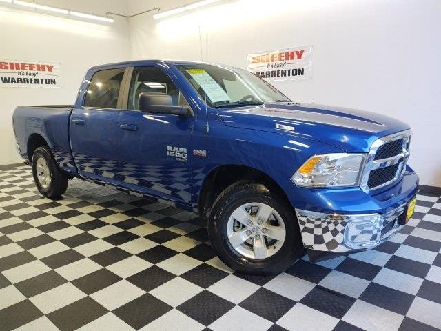 2019 Ram 1500 Crew Cab 4x4, Pickup #YP3706 - photo 4