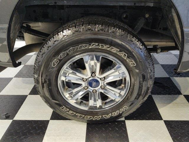 2018 Ford F-150 SuperCrew Cab 4x4, Pickup #YP3727A - photo 6