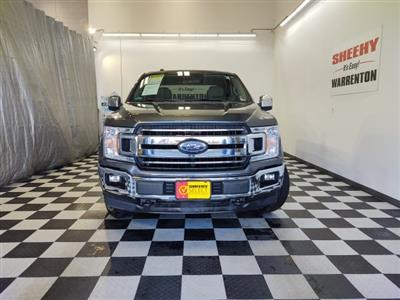 2018 Ford F-150 SuperCrew Cab 4x4, Pickup #YP3727A - photo 3