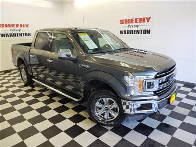 2018 Ford F-150 SuperCrew Cab 4x4, Pickup #YP3727A - photo 5