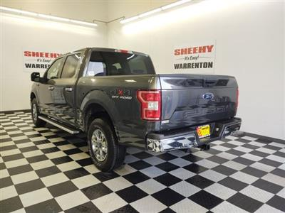 2018 Ford F-150 SuperCrew Cab 4x4, Pickup #YP3727A - photo 2