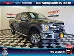 2018 Ford F-150 SuperCrew Cab 4x4, Pickup #YP3727A - photo 1