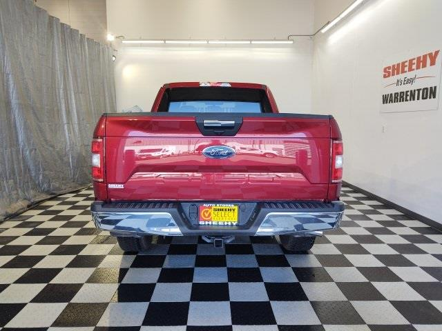 2018 Ford F-150 SuperCrew Cab 4x4, Pickup #YP3732 - photo 7