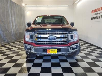 2018 Ford F-150 SuperCrew Cab 4x4, Pickup #YP3732 - photo 2