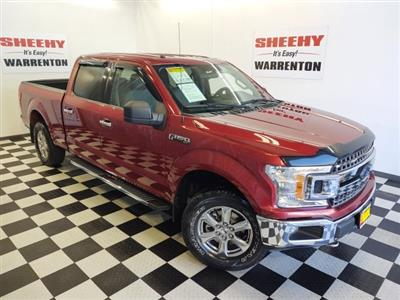 2018 Ford F-150 SuperCrew Cab 4x4, Pickup #YP3732 - photo 4