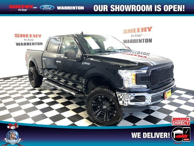 2018 Ford F-150 SuperCrew Cab 4x4, Pickup #YP3739 - photo 1
