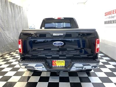 2018 Ford F-150 SuperCrew Cab 4x4, Pickup #YP3739 - photo 8