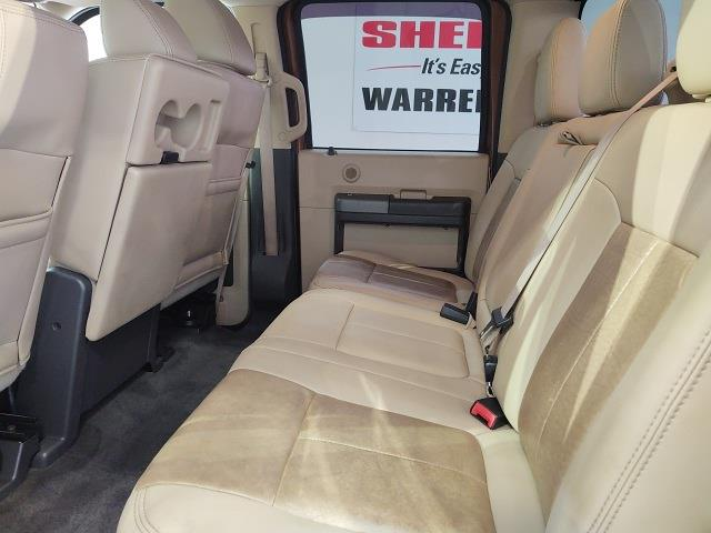 2011 Ford F-250 Crew Cab 4x4, Pickup #YP3761A - photo 10