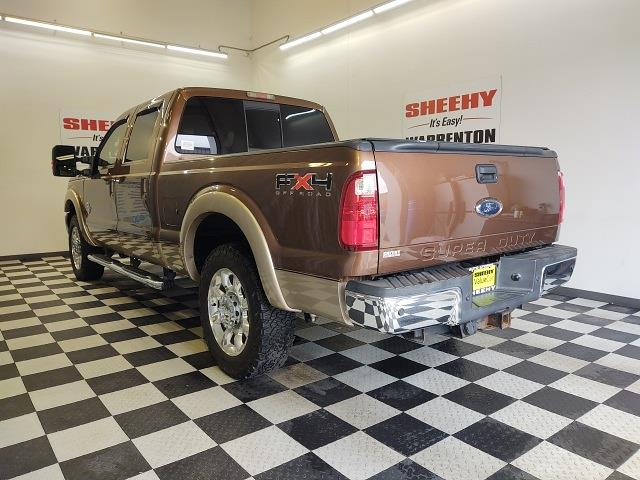 2011 Ford F-250 Crew Cab 4x4, Pickup #YP3761A - photo 6