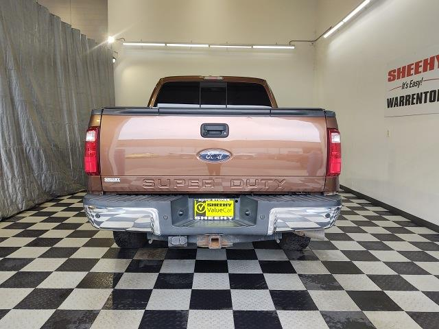 2011 Ford F-250 Crew Cab 4x4, Pickup #YP3761A - photo 7