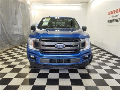 2018 Ford F-150 SuperCrew Cab 4x4, Pickup #YP3767 - photo 2