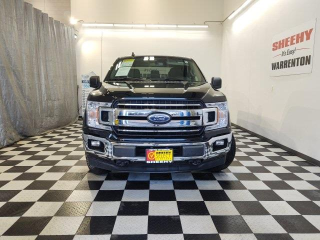 2020 Ford F-150 SuperCrew Cab 4x4, Pickup #YP3774 - photo 3