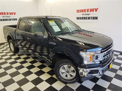 2020 Ford F-150 SuperCrew Cab 4x4, Pickup #YP3774 - photo 5