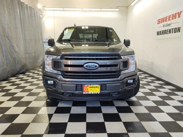 2018 Ford F-150 SuperCrew Cab 4x4, Pickup #YP3785 - photo 3
