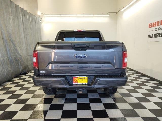 2018 Ford F-150 SuperCrew Cab 4x4, Pickup #YP3785 - photo 7