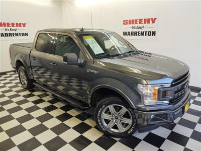 2018 Ford F-150 SuperCrew Cab 4x4, Pickup #YP3785 - photo 5