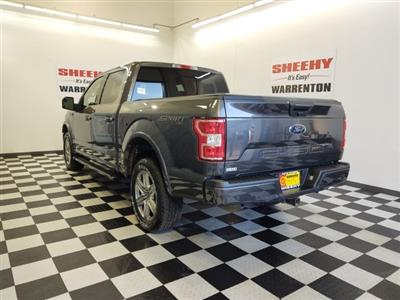 2018 Ford F-150 SuperCrew Cab 4x4, Pickup #YP3785 - photo 2