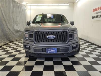 2018 Ford F-150 SuperCrew Cab 4x4, Pickup #YP3795 - photo 2